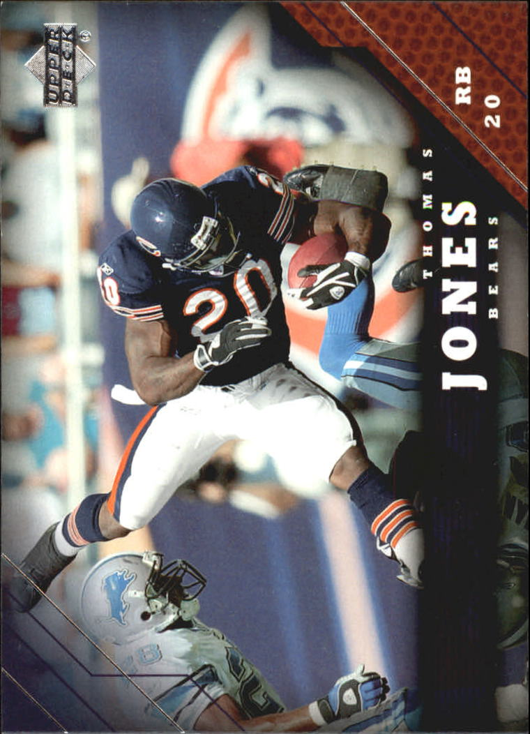 2005 Upper Deck #33 Thomas Jones