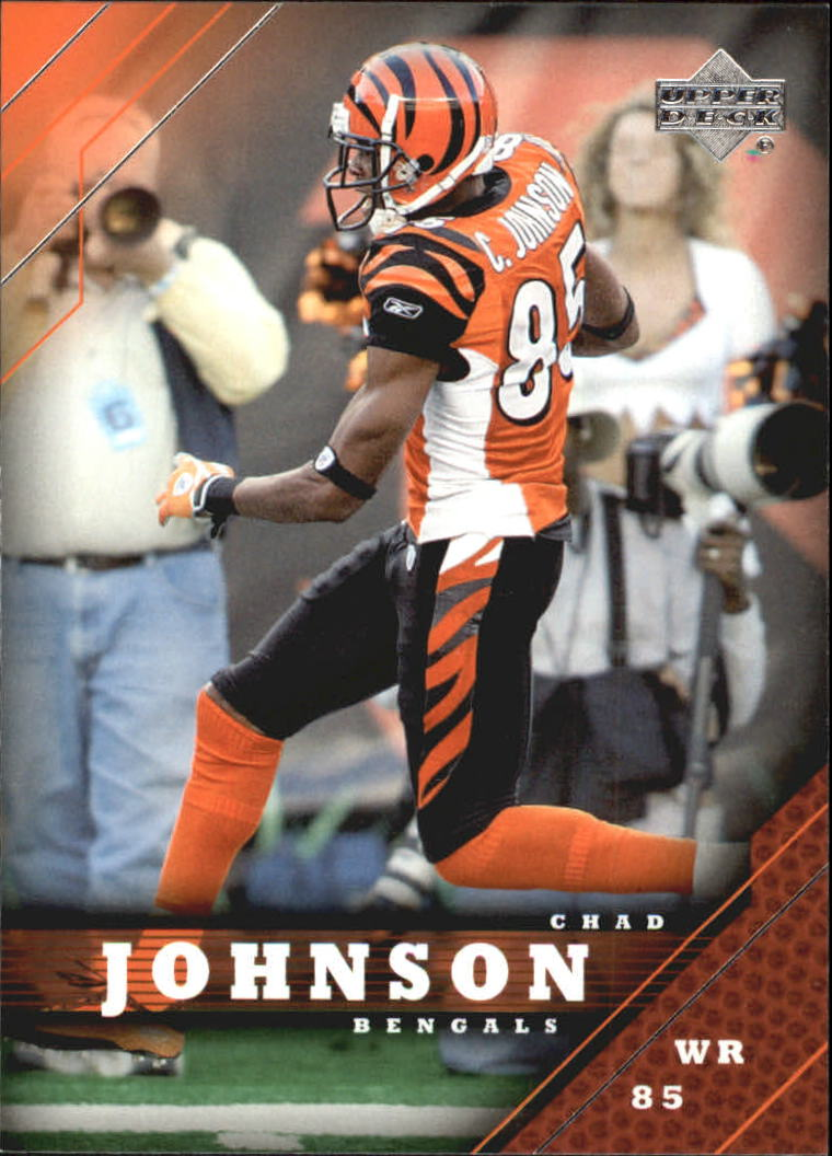 2005 Upper Deck #38 Chad Johnson