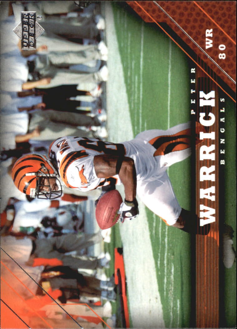 2005 Upper Deck #39 Peter Warrick