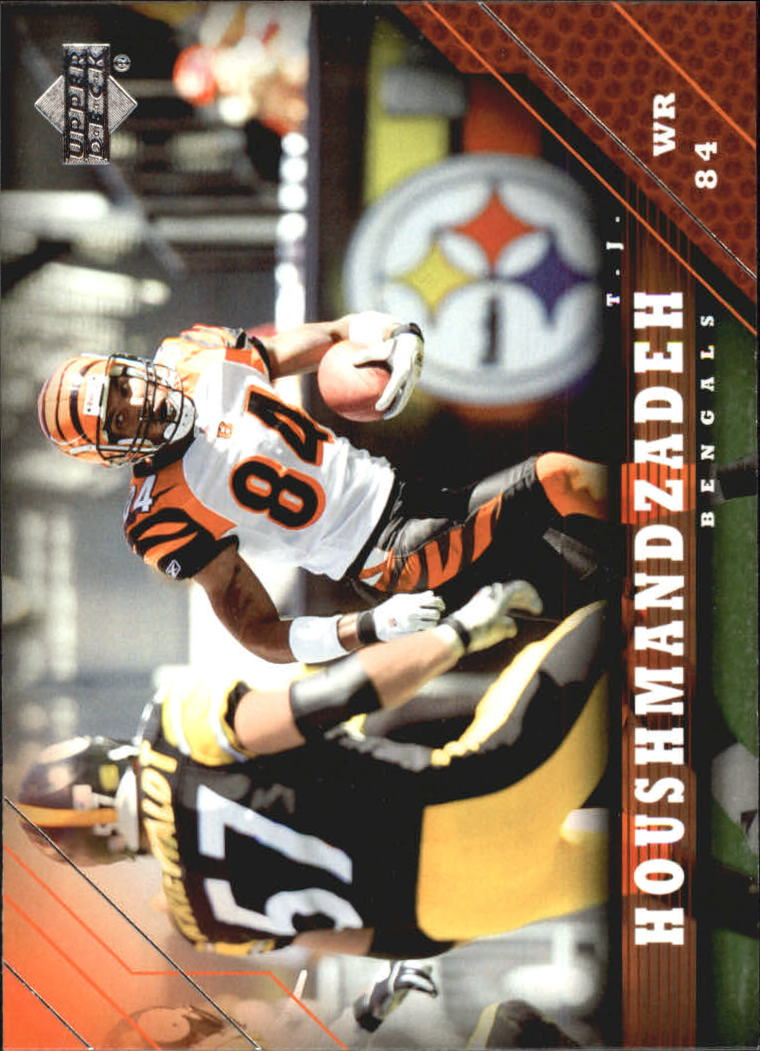 2005 Upper Deck #40 T.J. Houshmandzadeh
