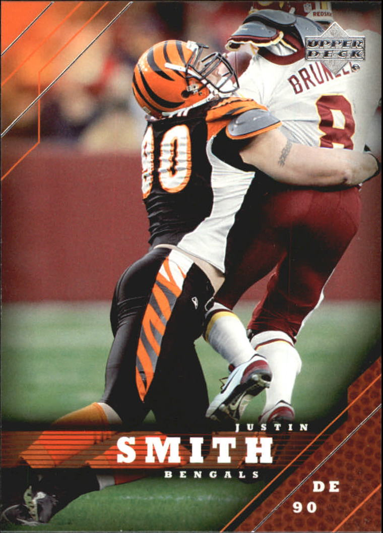 2005 Upper Deck #42 Justin Smith