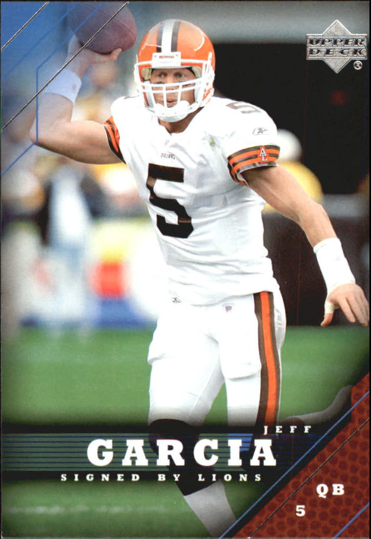 2005 Upper Deck #43 Jeff Garcia