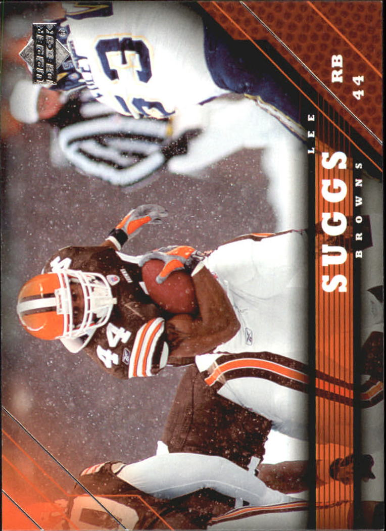2005 Upper Deck #44 Lee Suggs