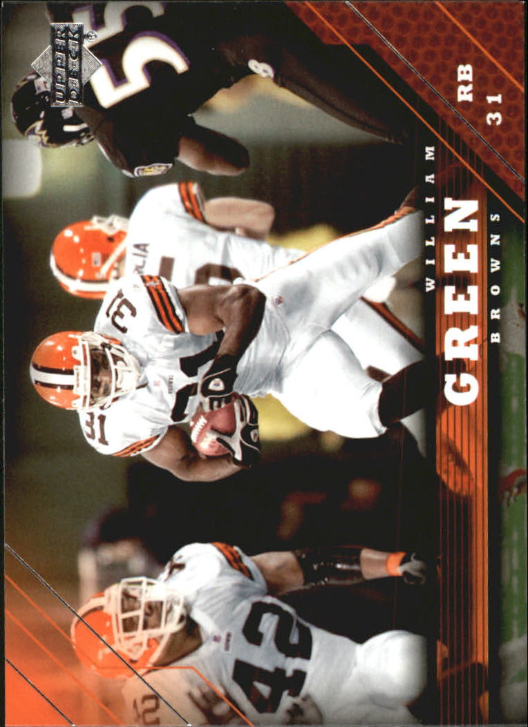 2005 Upper Deck #45 William Green