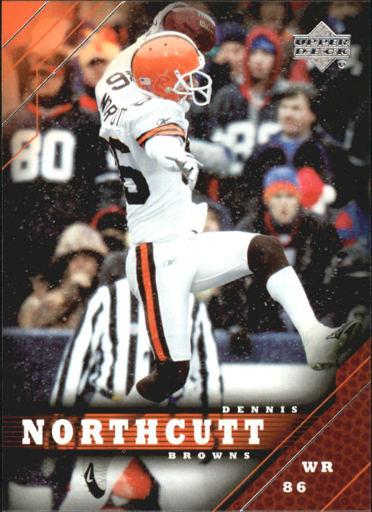 2005 Upper Deck #47 Dennis Northcutt