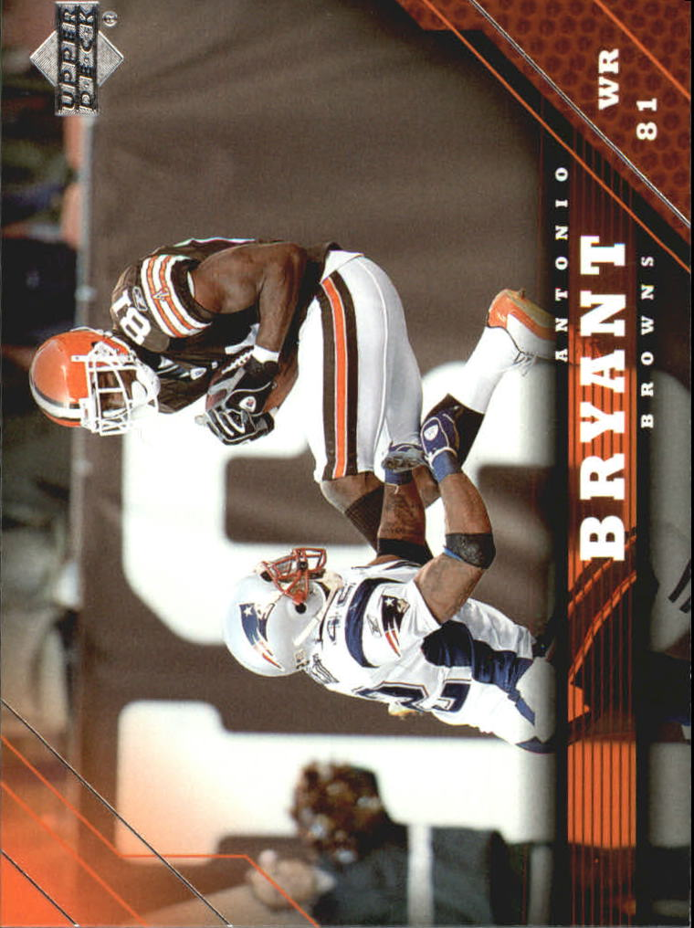 2005 Upper Deck #48 Antonio Bryant