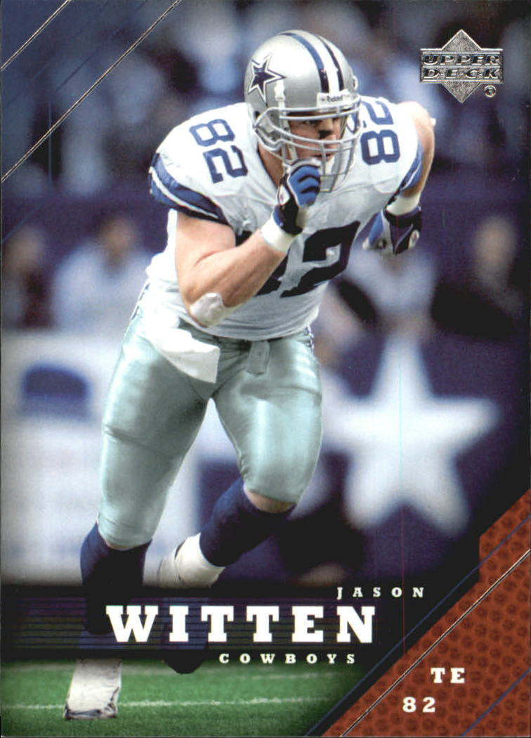 2005 Upper Deck #53 Jason Witten