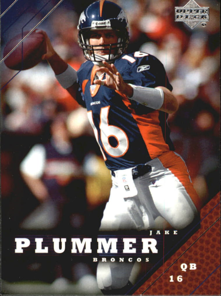 2005 Upper Deck #55 Jake Plummer