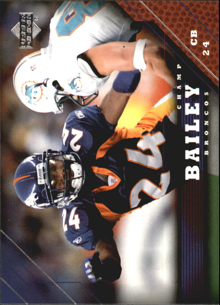 2005 Upper Deck #56 Champ Bailey