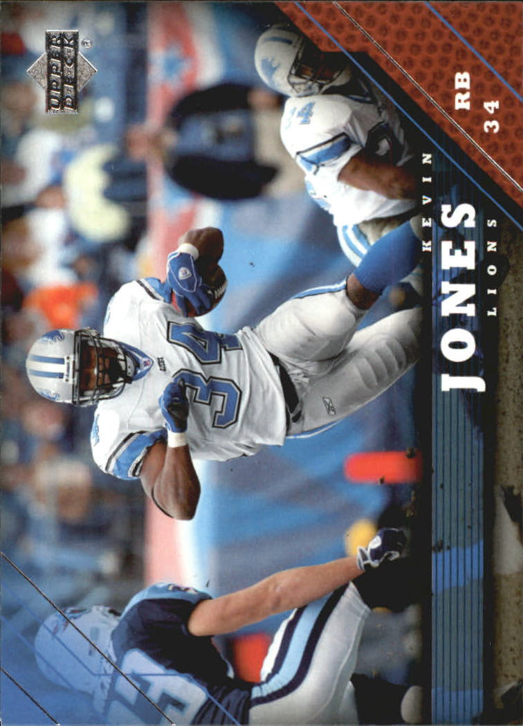 2005 Upper Deck #61 Kevin Jones