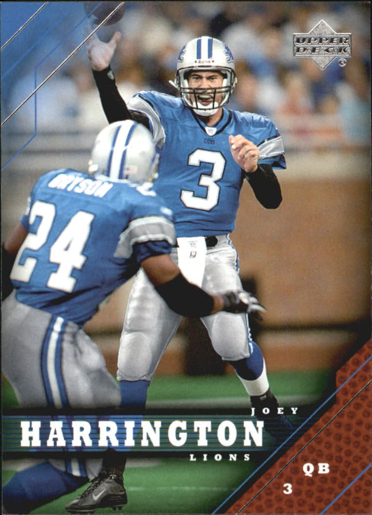 2005 Upper Deck #64 Joey Harrington