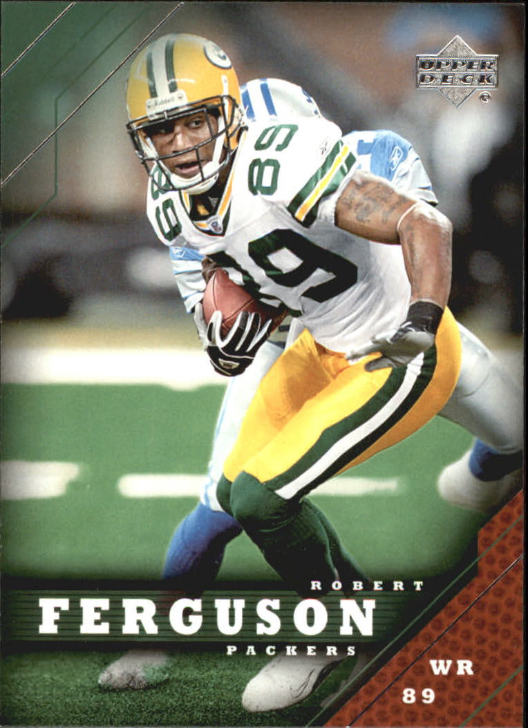 2005 Upper Deck #71 Robert Ferguson