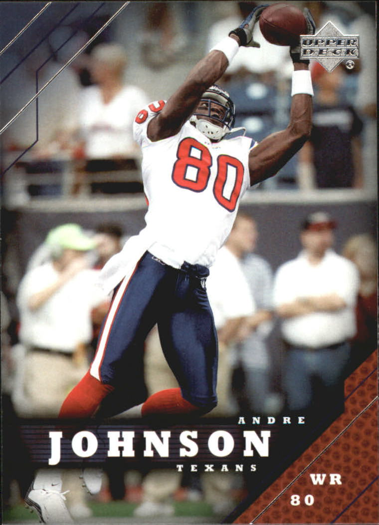 2005 Upper Deck #75 Andre Johnson
