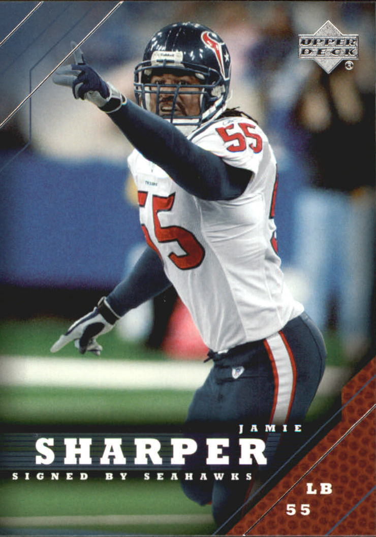 2005 Upper Deck #78 Jamie Sharper