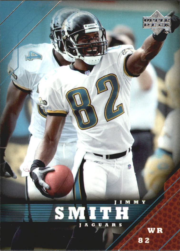 2005 Upper Deck #87 Jimmy Smith