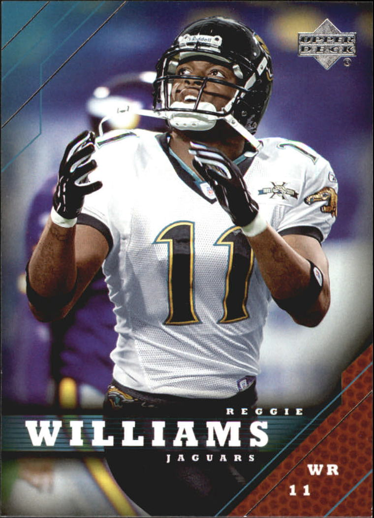 2005 Upper Deck #90 Reggie Williams
