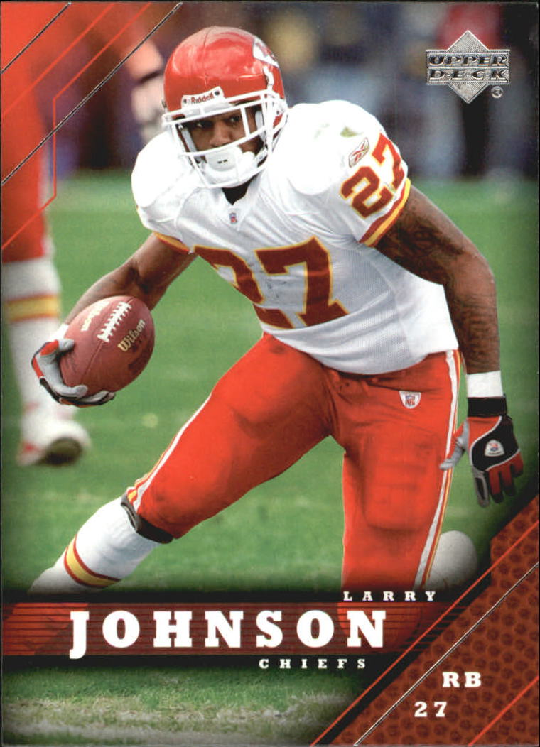 2005 Upper Deck #92 Larry Johnson