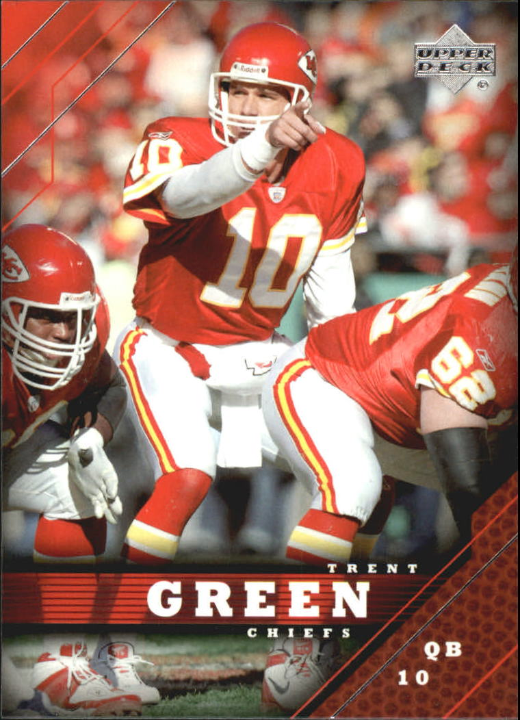2005 Upper Deck #94 Trent Green