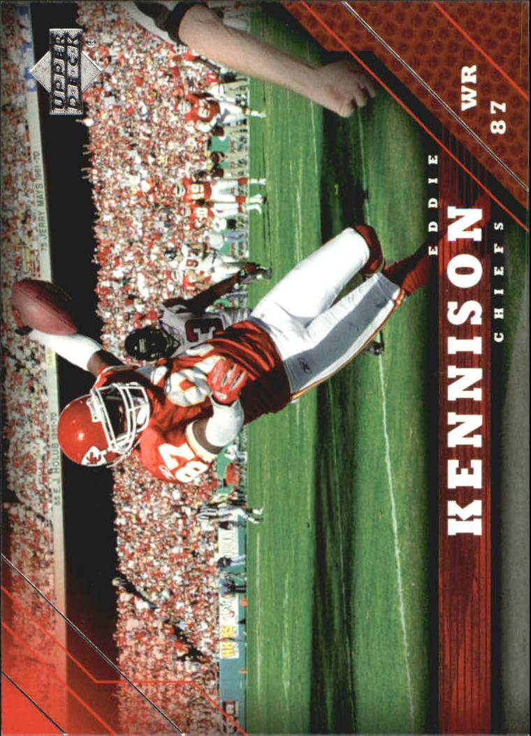 2005 Upper Deck #95 Eddie Kennison