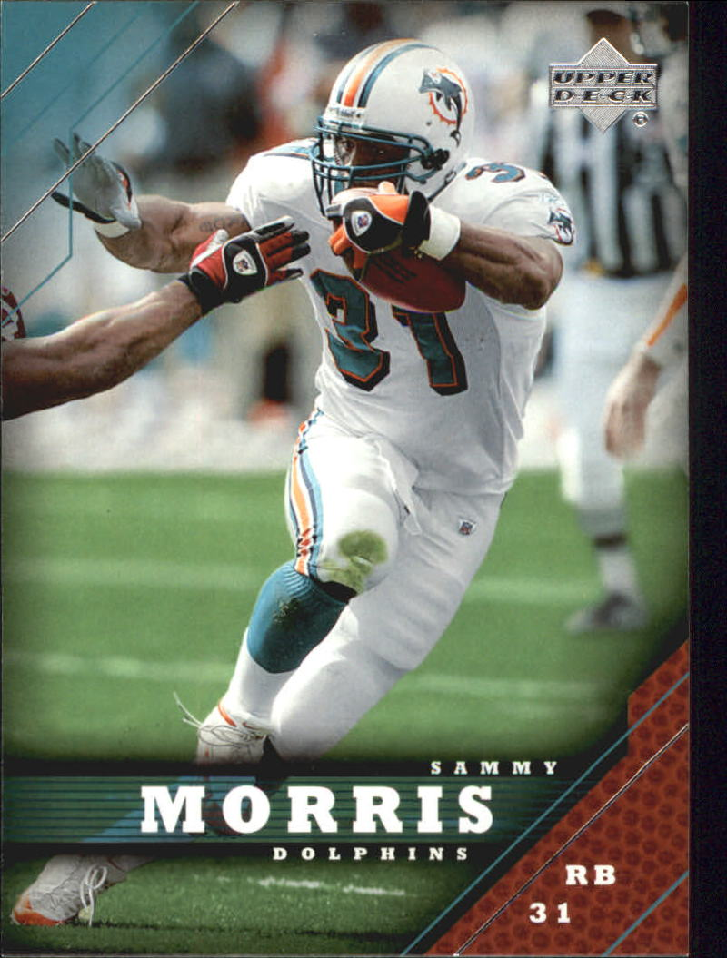 2005 Upper Deck #99 Sammy Morris