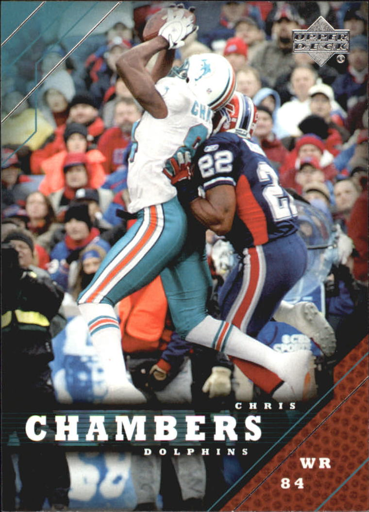 2005 Upper Deck #100 Chris Chambers