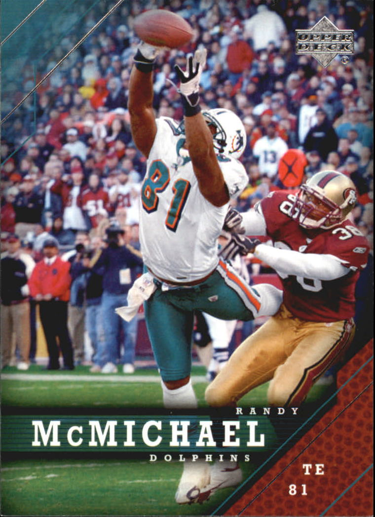 2005 Upper Deck #101 Randy McMichael