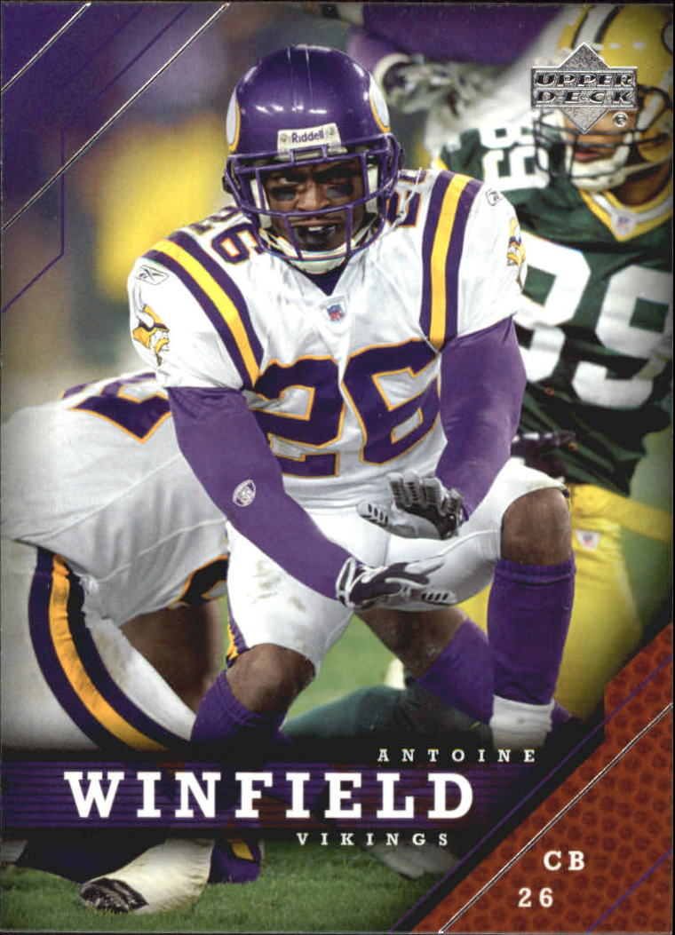 2005 Upper Deck #103 Antoine Winfield