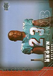 2005 Upper Deck #203 Ronnie Brown RC