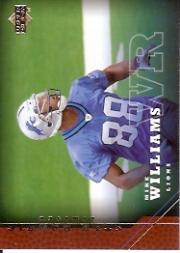 2005 Upper Deck #225 Mike Williams front image