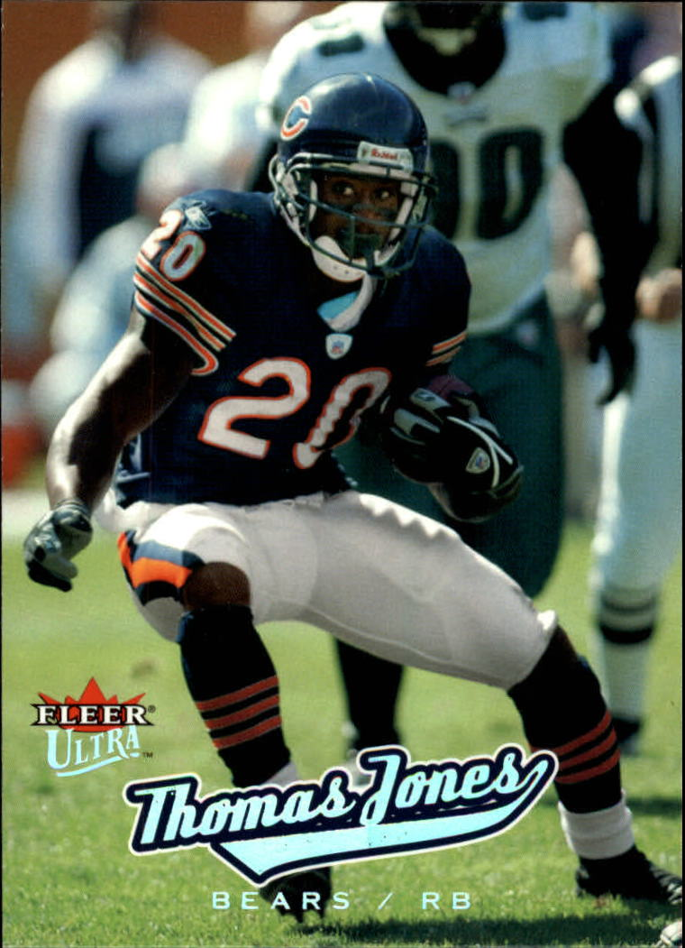 2005 Ultra #57 Thomas Jones