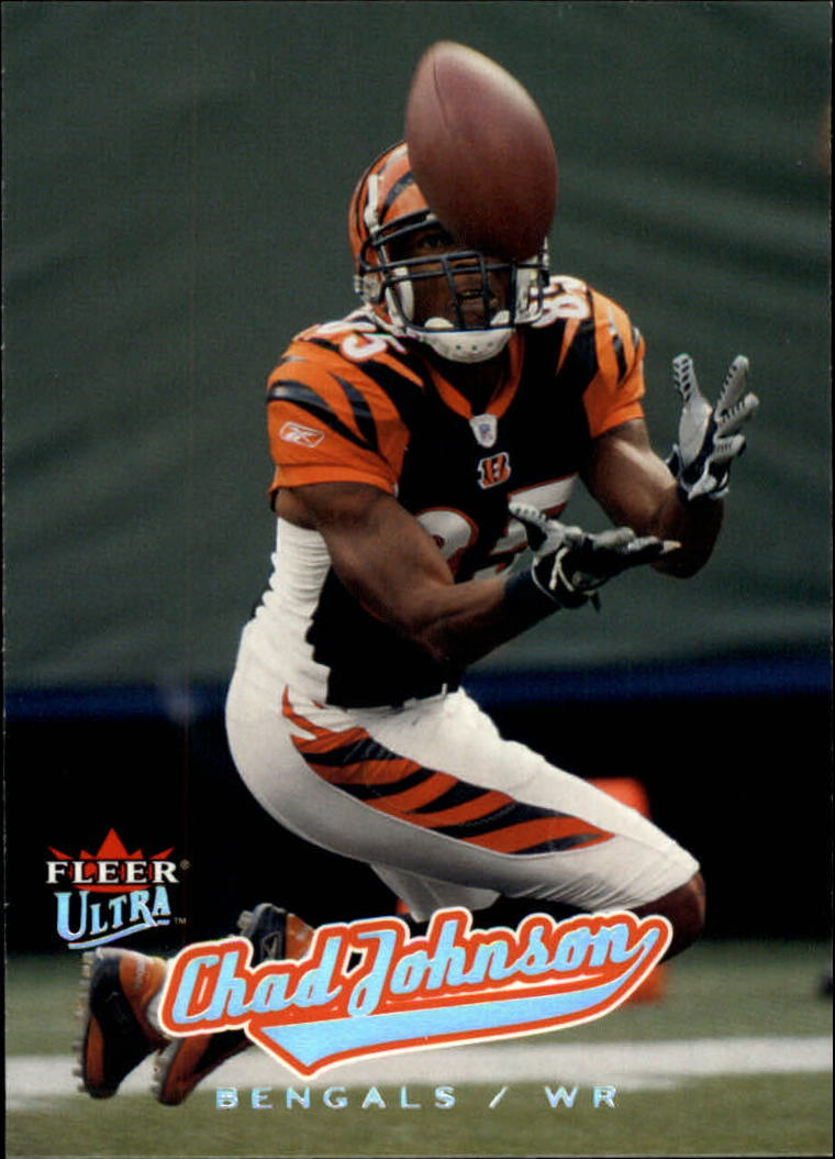 2005 Ultra #70 Chad Johnson