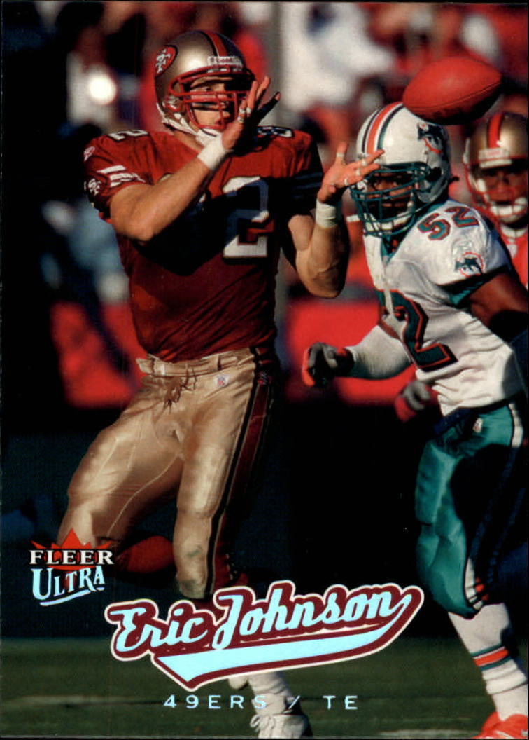 2005 Ultra #98 Eric Johnson