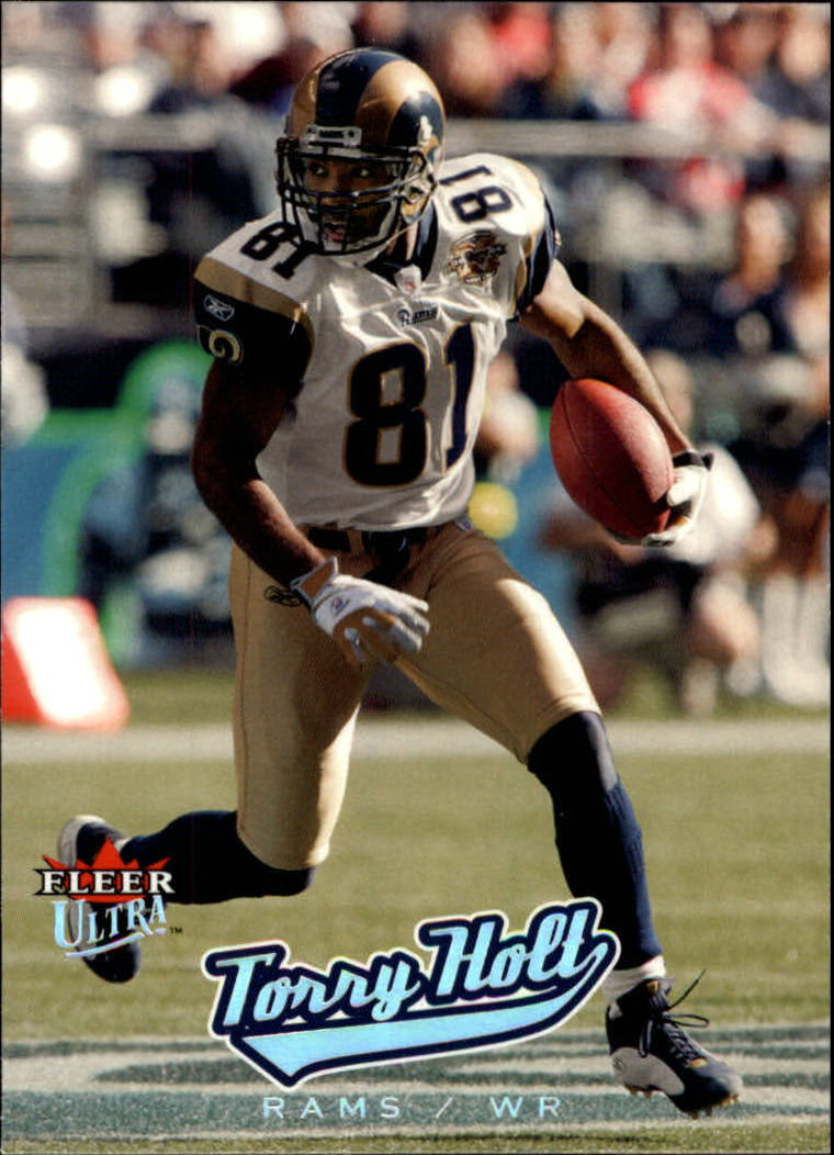 2005 Ultra #114 Torry Holt