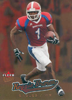 2005 Ultra #231 Reggie Brown RC