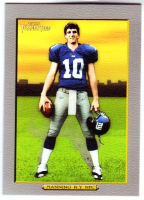 2005 Topps Turkey Red #1A Eli Manning