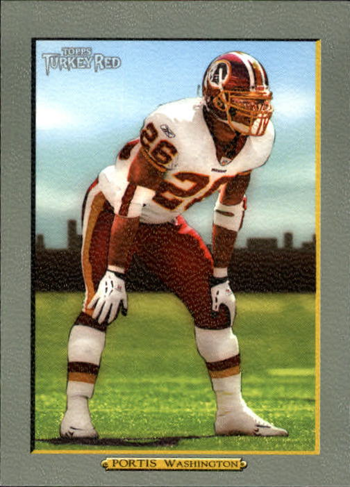 2005 Topps Turkey Red #2 Clinton Portis