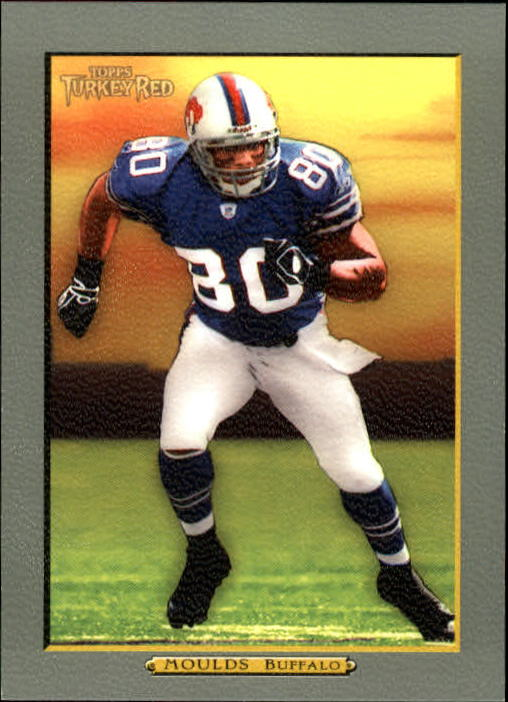 2005 Topps Turkey Red #6 Eric Moulds