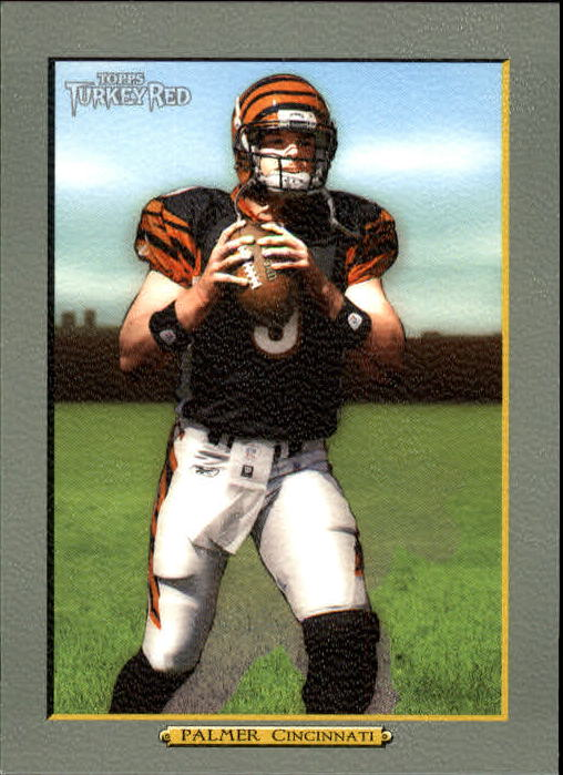 2005 Topps Turkey Red #8 Carson Palmer