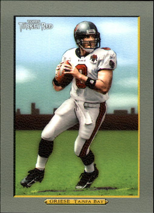 2005 Topps Turkey Red #13 Brian Griese