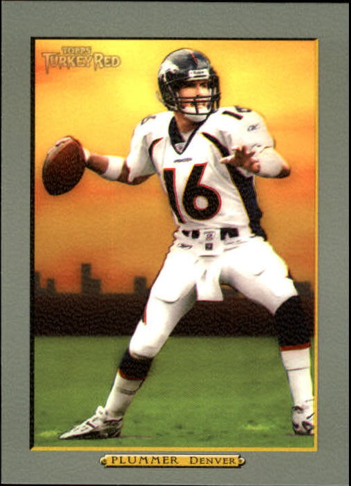 2005 Topps Turkey Red #16 Jake Plummer