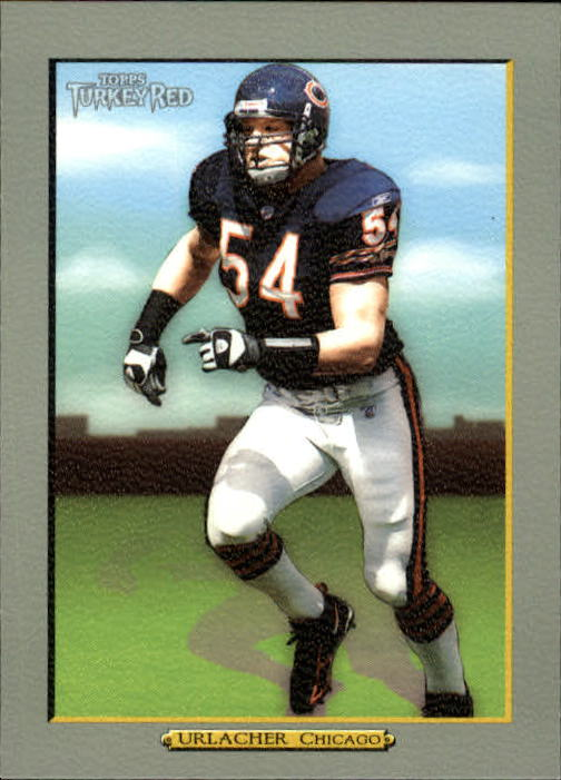 2005 Topps Turkey Red #20 Brian Urlacher