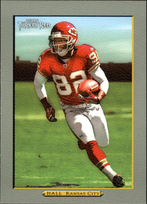 2005 Topps Turkey Red #21 Dante Hall