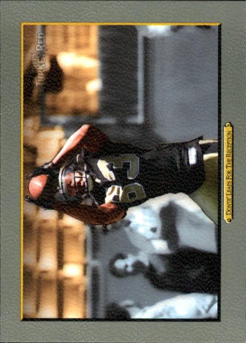 2005 Topps Turkey Red #26 Donte Stallworth CL