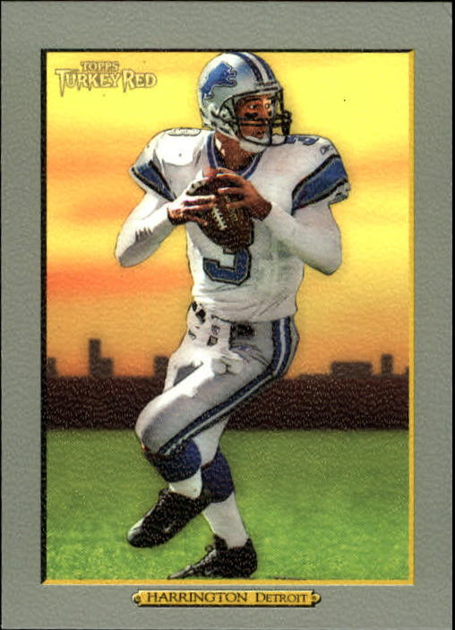 2005 Topps Turkey Red #28 Joey Harrington