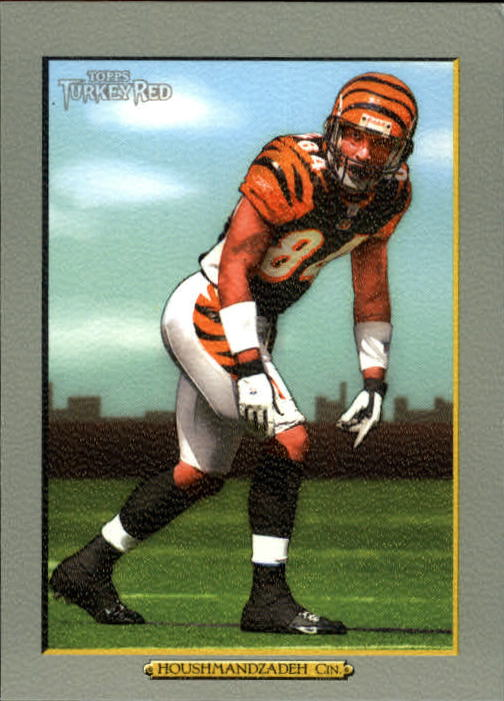 2005 Topps Turkey Red #29 T.J. Houshmandzadeh