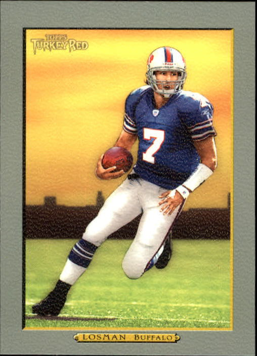 2005 Topps Turkey Red #36 J.P. Losman