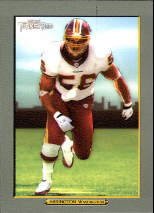 2005 Topps Turkey Red #39 LaVar Arrington