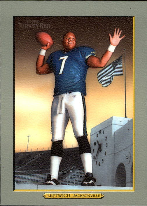 2005 Topps Turkey Red #40 Byron Leftwich