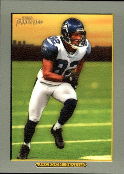 2005 Topps Turkey Red #43 Darrell Jackson