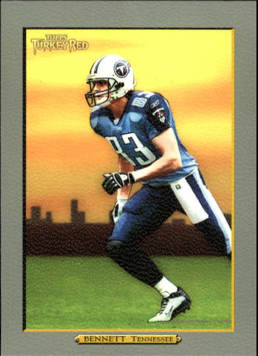 2005 Topps Turkey Red #46 Drew Bennett